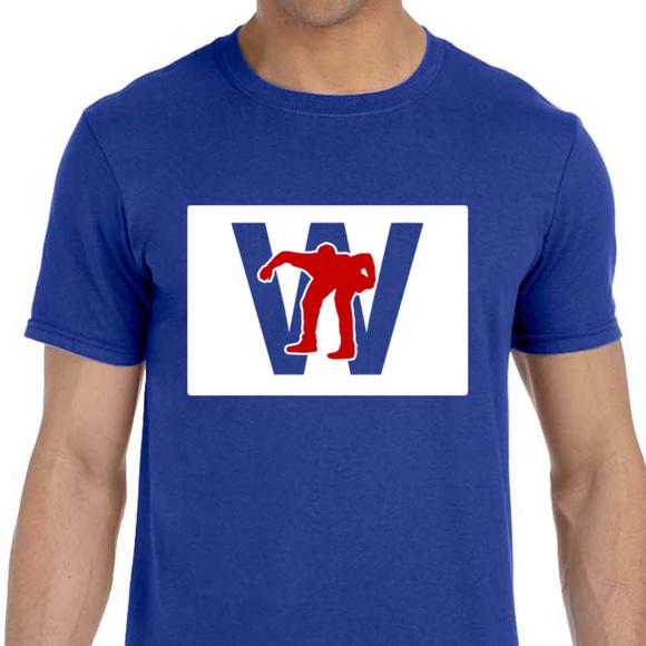 half off 39201 43fba Chicago Cubs Craig Kimbrel Shirt